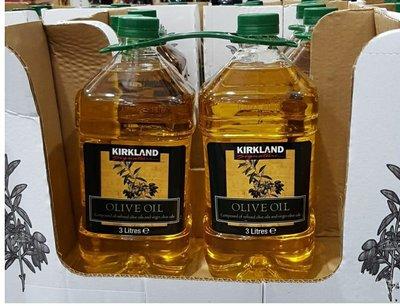 科克蘭 橄欖油 3公升*2入/組 好市多(代購商品請先詢問現貨)