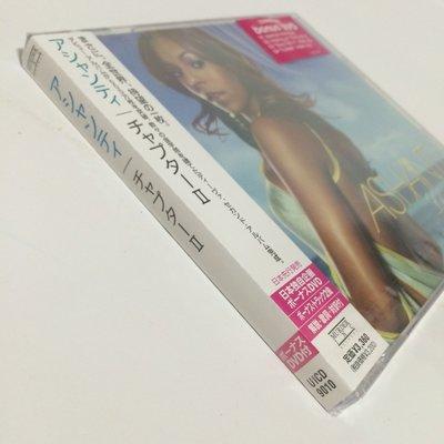 ASHANTI 亞香緹  Chapter II CD+DVD 全新 未開 免運
