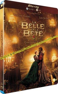 【藍光電影】美女與野獸2014 真人版 (2014) La Belle et la Bête 44-029