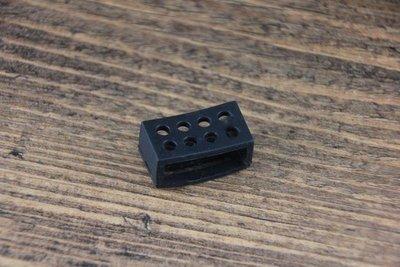 24mm洞洞矽膠表帶圈, 錶圈, 錶帶環可替代casio seiko等同規格電子錶, 造型錶, 石英錶.......之錶圈 台北市