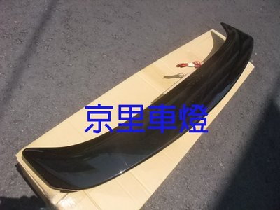 京里車燈專網 日產 NISSAN SUPER SENTRA B17 尾翼 運動版 有3煞 塑膠附烤漆