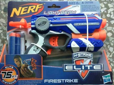 NERF 槍 Firestrike N-Strike Elite 雷射瞄準