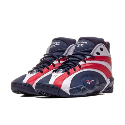 =CodE= REEBOK SHAQNOSIS OG USA 年輪皮革籃球鞋(藍白紅)FV2971 俠客歐尼爾 男女預購