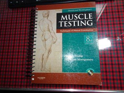 Daniels and Worthingham's Muscle Testing 8e9781416023500 有筆記