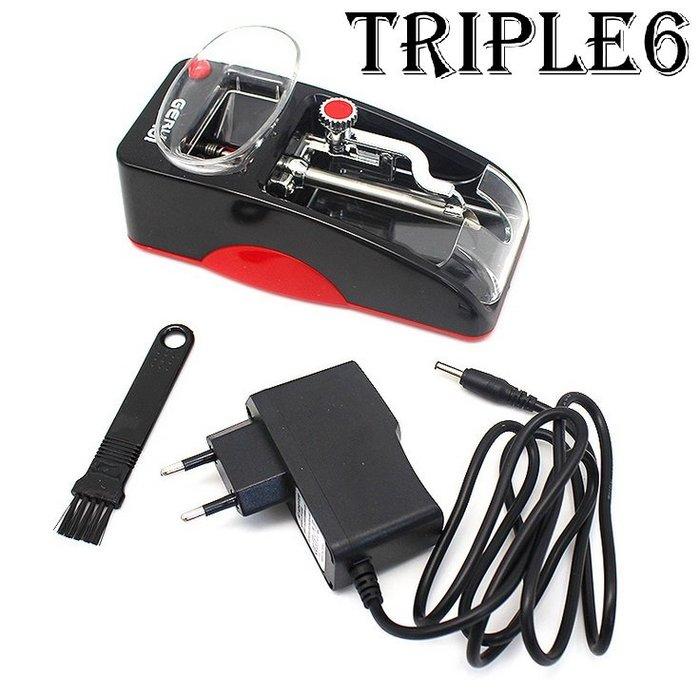 【Triple6】🚚免運 自動 捲煙器 Gerui Auto Roller 尚未有評價 0 已售出