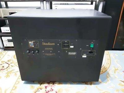 [雅悅二手音響]英國製REL STADIUM 10主動式重低音喇叭