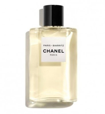 Chanel LES EAUX香奈兒淡香水系列 巴黎─比亞里茲125ml