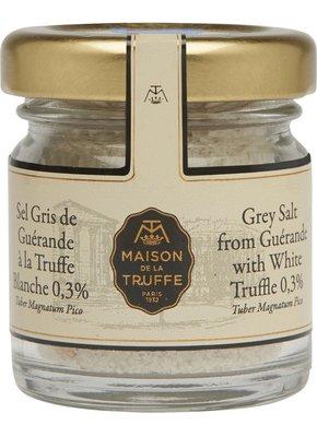 (預購)(下標約7天寄出)法國 松露之家 Guérande Salt with White Truffle 白松露海鹽 100g