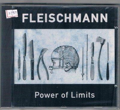 [鑫隆音樂]西洋CD-Fleischmann:Power Of Limits   { N01872 }    全新