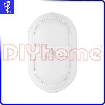 [DIYhome] LED光控感應小夜燈 人體感應 白光 緊急照明燈 節能照明燈 庭院燈 室內燈 Y503963