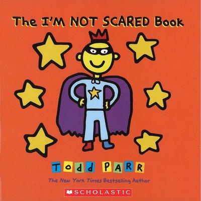 *小貝比的家*THE I'M NOT SCARED BOOK/平裝/3~6歲/ 床邊故事/李貞慧-PART2.xis