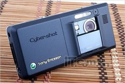 ※台能科技※ Sony Ericsson K810i 2 吋 26 萬色 TFT LCD/320 萬畫素數位相機 260