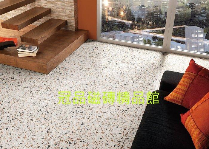 ◎冠品磁磚精品館◎進口精品 奧斯陸水磨石石英磚(共五色) – 60X60CM