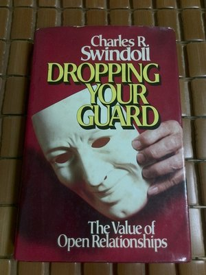 不二書店 dropping your guard swindoll 精裝 英文原文書