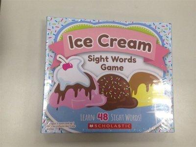 *小P書樂園* [Ice Cream sight words game]