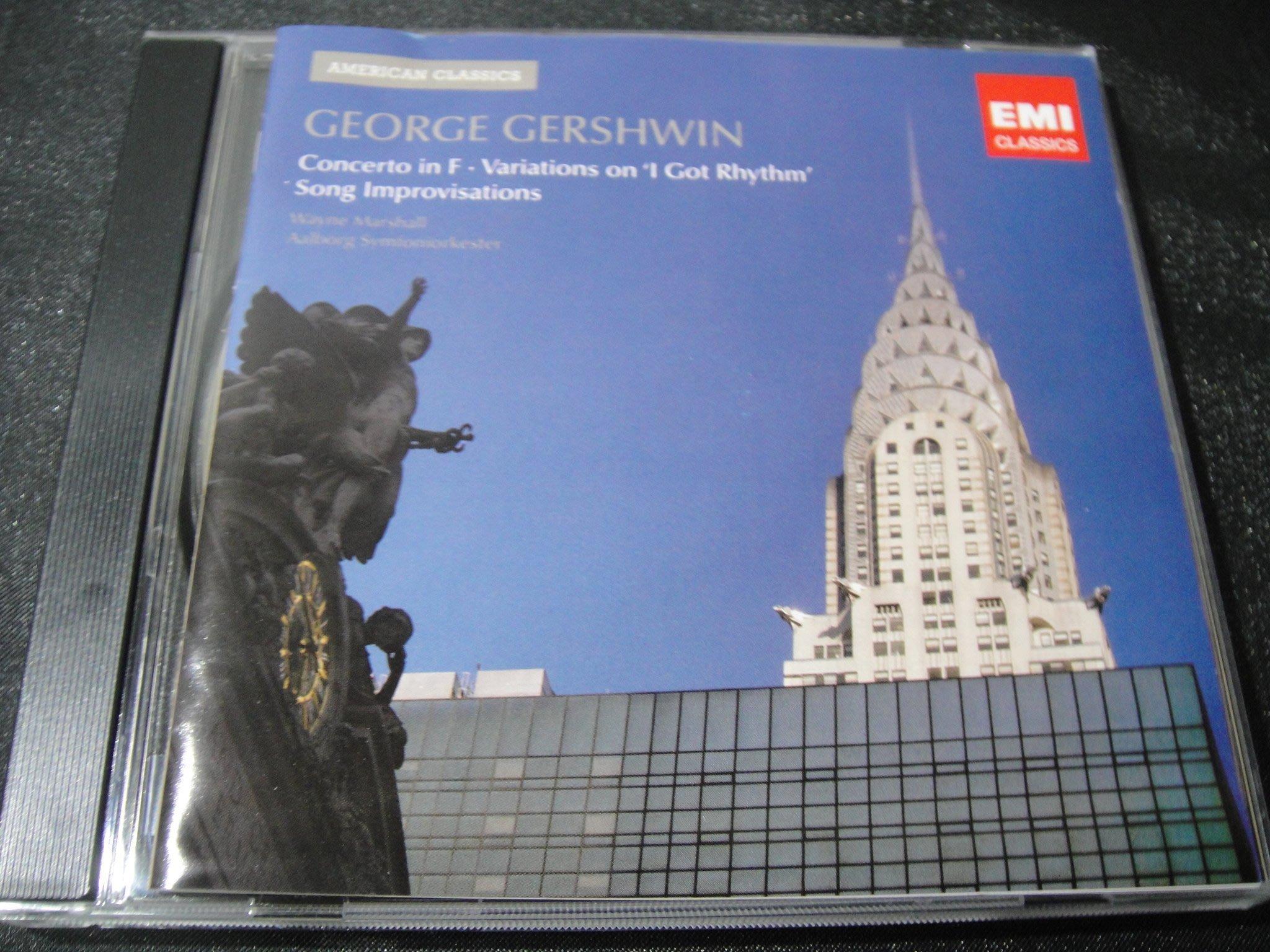 【198樂坊】蓋希文Geogle Gershwin 歌曲 (Summertime...Made In EU)J