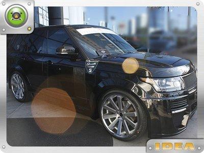 泰山美研社 D7539 Range Rover 車款 寬體套件 國外進口