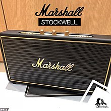 免運 現貨 馬歇爾 Marshall Stockwell 平行輸入 代購 澳洲原廠公司貨一年保固 攜帶型藍牙音箱 無皮套