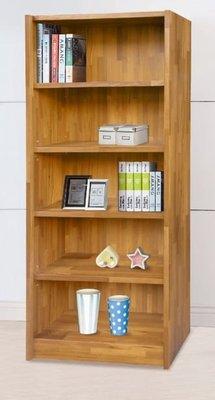 【南洋風休閒傢俱】書架 書櫃 書櫥 展示櫃 收納櫃 造形櫃 置物櫃系列-集層木2.7尺書櫥 CY411-27