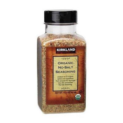 (漾霓)-代購~2瓶優惠~Kirkland 科克蘭 有機無添加鹽調味香料-綜合21種香料每瓶411公克-617732