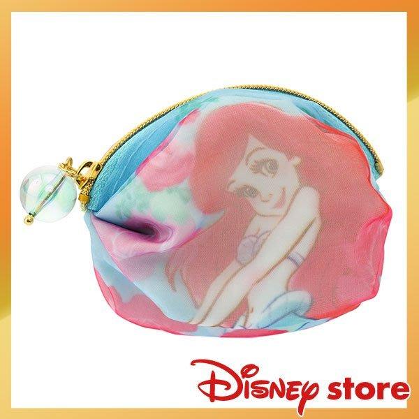 小美人魚 瑪麗貓 零錢包  Disney store 專賣商品 日本帶回 小日尼三 批發零售代購有優惠現貨免運費不必等