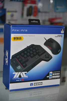 (全新) PS4/ PS3 TAC K2 Tactical Assault Commander (日本, HORI) - COD OPS4 必備神器