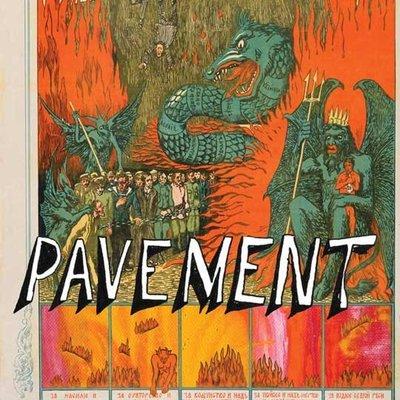 ##90 全新進口CD   Pavement / Quarantine The Past