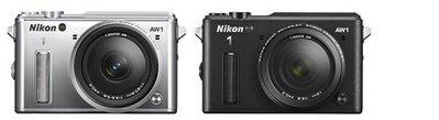 【日產旗艦】NIKON 1 AW1 + 11-27.5mm KIT 防水相機 單鏡組 國祥公司貨【送16G+副電】