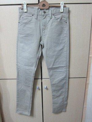 衣市藍~Dickies Slim Siknny彈性窄管牛仔褲 (W28~L30~卡其~) (200318) 桃園市