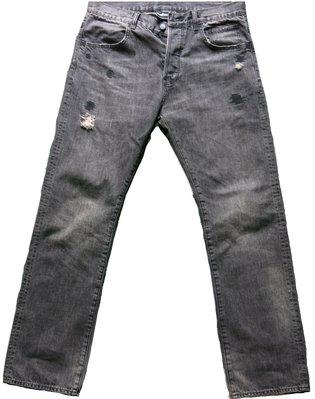 The Hundreds LAUREL Slim-Fit 牛仔褲 水洗黑 (Levi's Lee Edwin)