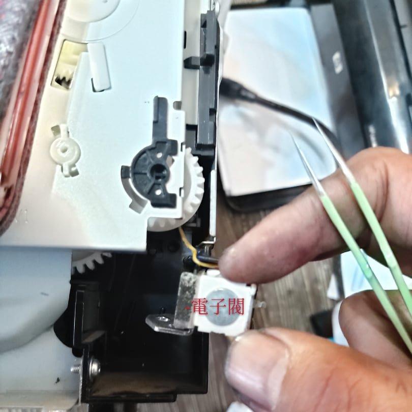 ≦中部聯盟≧雷射印表機進紙不順暢維修