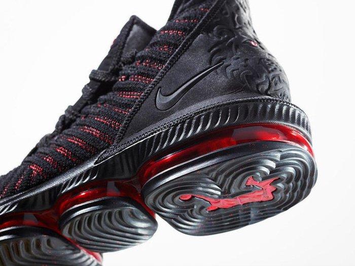 innovative design 08f58 c5b32 【C.M】Nike LeBron 16 AO2595-002 黑紅 LBJ16 XDR-Yahoo奇摩拍賣