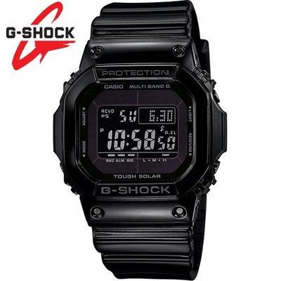 ?夢幻精品屋?現貨CASIO卡西歐 G-SHOCK 太陽能全新電波錶 GW-M5610BB-1JF