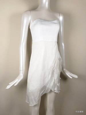 [我是寶琪] 林牧潔二手商品 Alexander King Chen 平口紗洋裝
