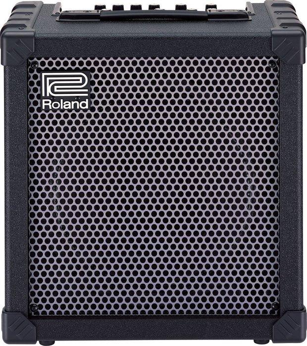 【六絃樂器】全新 Roland CUBE-60 電吉他音箱 / 出力60W 內建多種效果
