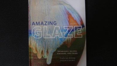 GLAZE釉藥書....(釉藥 工具書 釉藥學 陶藝)有現貨..