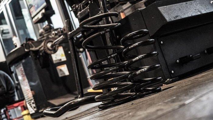 國豐動力 W463A G63 G500 H&R 德國製造 專用降低彈簧 現貨