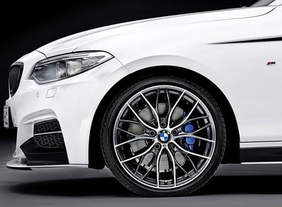BMW M Performance 405M 19吋 輪框 輪圈 組 ( 不含胎 ) For F20 F22