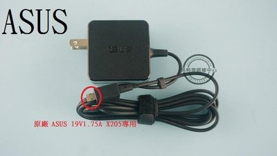 ASUS 華碩 Vivobook E200 E200H E200HA 19V 1.75A 原廠筆電變壓器 X205 台中市