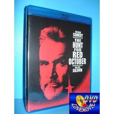 A區Blu-ray藍光正版【獵殺紅色十月The Hunt for Red October(1990】[中文字幕]全新未拆
