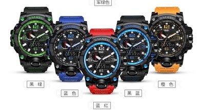 【防水運動男士手錶】新款手錶正品時尚運動多功能電子手錶情侶流行男士防水