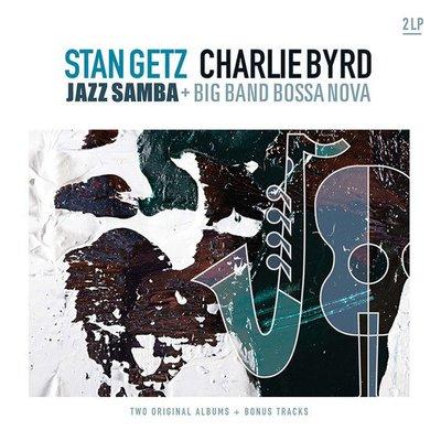 合友唱片 史坦.蓋茲與查理.博德 / 爵士森巴、史坦.蓋茲與蓋瑞.麥法蘭樂團 / 波薩諾瓦大樂團 (180g 2LP)