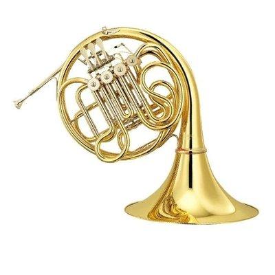 造韻樂器音響- JU-MUSIC - 全新 YAMAHA YHR-567D 雙調性法國號 French Horn