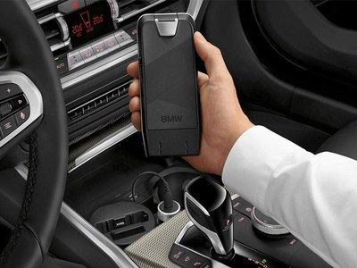 【樂駒】BMW 原廠 新款 車用 車內 通用 無線 充電座 Wireless charging station