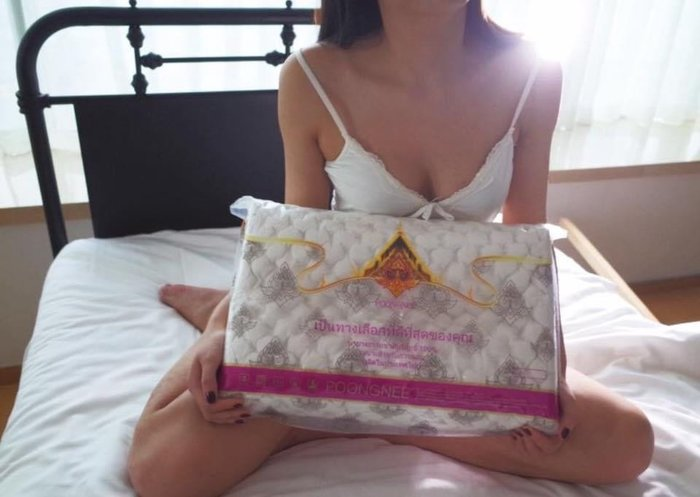 泰美姐姐獨家代理:泰國普尼POONGNEE 高低顆粒乳膠枕(一顆真材實料達快2公斤)呵護你的一生