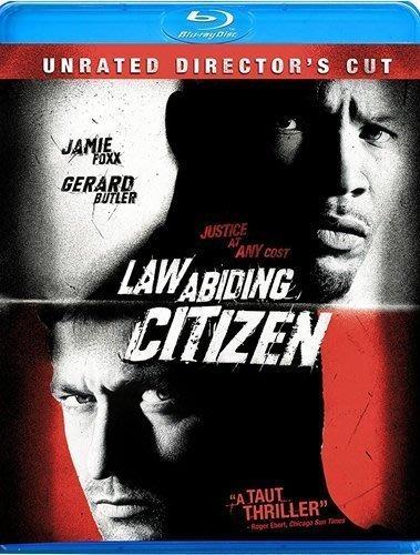 BD 全新美版【重案對決 導演版】【Law Abiding Citizen】Blu-ray 藍光