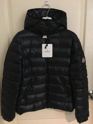 全新  Moncler bady  經典厚款 羽絨外套 深藍色 大女童 14A 最後一件現貨