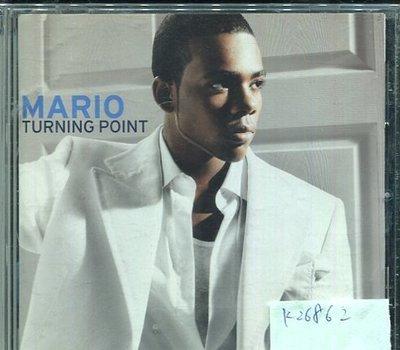 *真音樂* MARIO / TURNING POINT 二手 K26862
