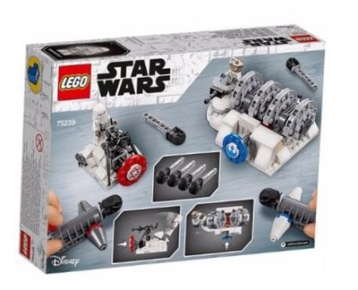 LEGO-Lt75239星際大戰系列~Action Battle Hoth Generator Attack