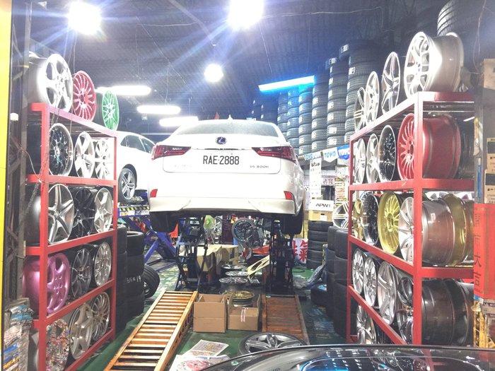 TOYOTA 17吋 OZ鋁圈 BBS 鍛造鋁圈 ALTIS 專用 18吋鋁圈 215/45/17 米其林輪胎